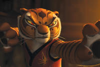 Tigress in ``Kung Fu Panda 2.''