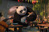 Po and Mr. Ping in ``Kung Fu Panda 2.''