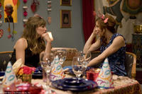 Jennifer Garner as Julia and Jessica Biel as Kara in