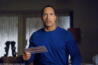Dwayne Johnson as Derek in