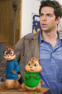 Zachary Levi as Cousin Toby in
