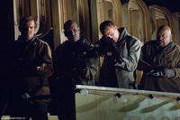 Dennis Quaid as Bob, Tyrese Gibson as Kyle, Paul Bettany as Michael and Charles S. Dutton as Percy in