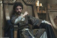 Oscar Isaac as Prince John in