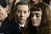 Paul Reubens as Andy and Shirley Henderson as Joy in