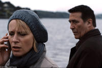 Hjejle as Lena and Ciaran Hinds as Michael in