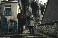 Ciaran Hinds as Michael and Iben Hjejle as Lena in