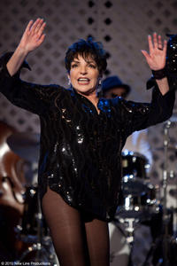 Liza Minnelli as herself in
