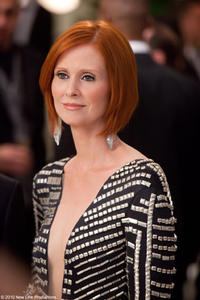 Cynthia Nixon as Miranda in