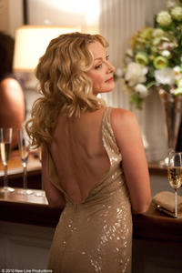 Kim Cattrall as Samantha in