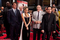 Chris Noth as Mr. Big, Tim Gunn as himself, Sarah Jessica Parker as Carrie, Willie Garson as Stanford Blatch and Mario Cantone as Anthony Marentino in