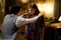 Kodi Smit-McPhee as Owen and Chloe Grace Moretz as Abby in