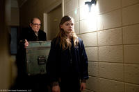 Richard Jenkins as The Father and Chloe Grace Moretz as Abby in