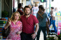 Jacki Weaver as Janine ``Smurf'' Cody and Joel Edgerton as Barry