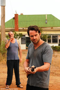 Andy McPhee as Richard Collis and Sullivan Stapleton as Craig Cody in