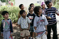 A scene from ``Chillar Party.''