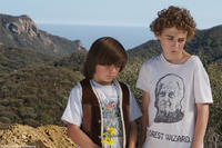 Joseph Castanon as Little Mackie and Tyler Steelman as Nardo in