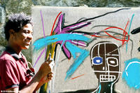 Jean-Michel Basquiat in
