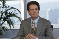 Kyle MacLachlan as Charles Foster in