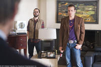 Giovanni Ribisi as Wayne Beering and Gabriel Macht as Buck Dolby in