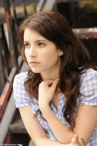 Emma Roberts as Molly in