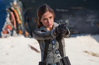 Rose Byrne as Moira MacTaggert in ``X-Men: First Class.''