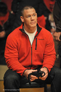 John Cena as Mike in