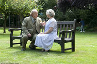 Roger Ashton-Griffiths as Jonathan and Gemma Jones as Helena in