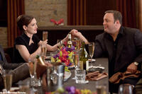 Winona Ryder as Geneva and Kevin James as Nick Brennan in ``The Dilemma.''