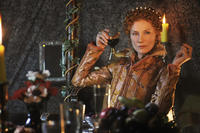 Joely Richardson as Queen Elizabeth I in ``Anonymous.''