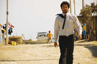 Cristian Mercado as Miguel in``Undertow.''