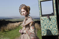 Mia Wasikowska as Jane Eyre in ``Jane Eyre.''