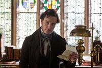 Michael Fassbender as Mr. Rochester in ``Jane Eyre.''