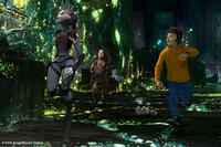Ki, Gribble and Milo in ``Mars Needs Moms.''