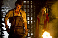 Max Irons as Henry and Amanda Seyfried as Valerie in ``Red Riding Hood.''