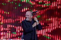 Billy Joel performs in