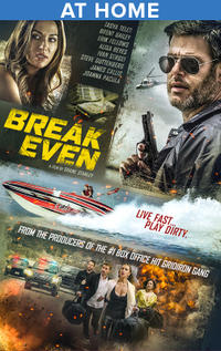 Break Even poster