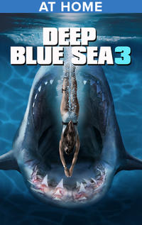Deep Blue Sea 3 poster