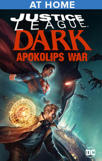 Justice League Dark: Apokolips poster