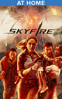 Skyfire: English Dubbed poster