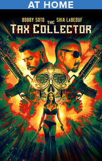 The Tax Collector poster