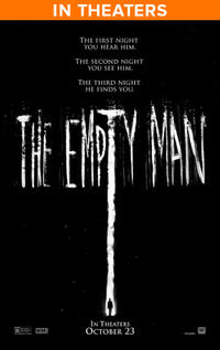 The Empty Man poster