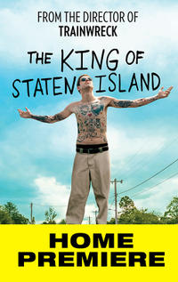 The King of Staten Island poster