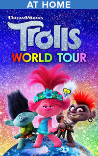 Trolls World Tour poster