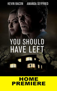You Should Have Left poster