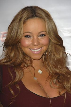 Mariah Carey as Mayor McCaskill