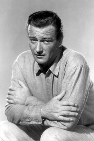 John Wayne as Sam McCord
