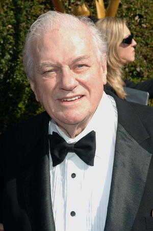 Charles Durning as Editor Francis I. Livright