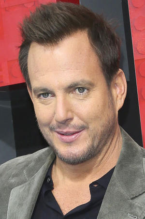 Will Arnett as Batman/Bruce Wayne