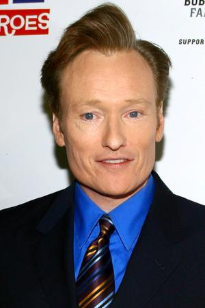 Conan O'Brien as The Riddler