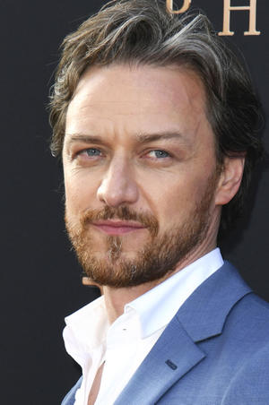 James McAvoy as Max Lewinsky
